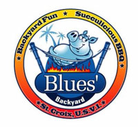 Blues BBQ Backyard - St. Croix